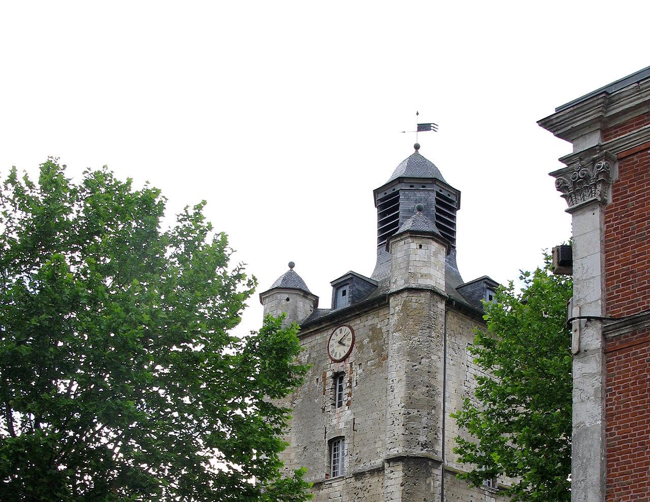 Hôtel Saint Riquier